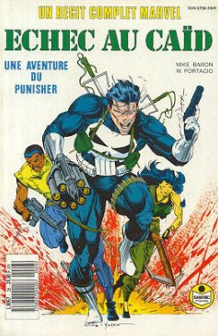 Recit Complet Marvel : Punisher Echec au Caid
